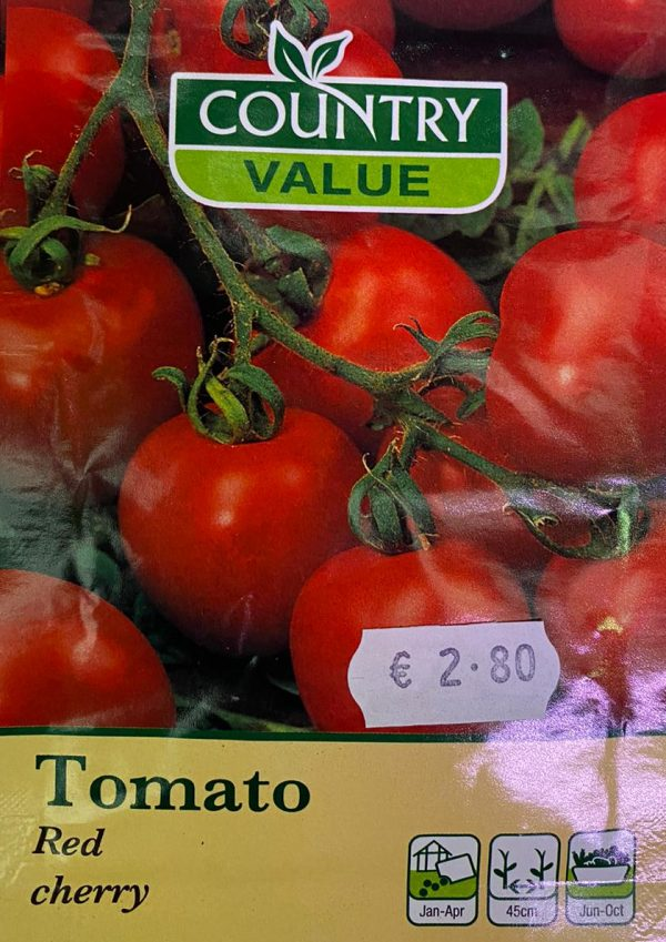Country Value Tomato Red Cherry