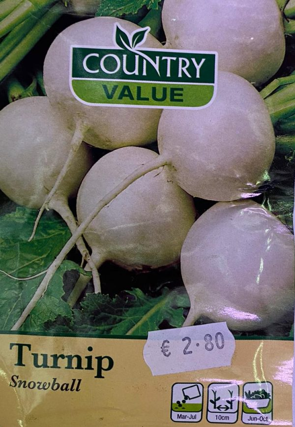 Country Value Turnip Snowball